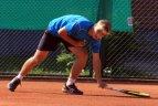 Lietuvos teniso čempionato akimirkos