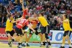 2010.06.12 Pasaulio rankinio čempionato atkrintamosios rungtynės: Norvegija - Lietuva 27:19