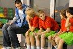 2010.12.30 A.Sabonio mokyklos auklėtiniai žaidė draugiškas rungtynes su Berlyno ALBA komanda