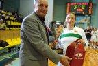 2011 05 29. Tarptautinis moterų krepšinio turnyras Drusininkuose.