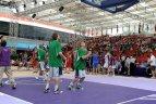 Lietuvos krepšininkai  rezultatu 29:18 (18:11) nugalėjo Irano komandą