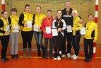 Lietuvos mokinių olimpinio festivalio geriausios komandos.