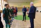"""""""Žalgirio"""" žaidynių salės futbolo turnyras"""