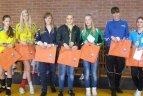 Vilniuje vyko 1996-aisiais gimusių vaikų turnyras