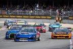 """""""Riga Summer Race 2018"""" lenktynės."""