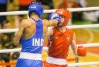 Dano Pozniako bokso turnyro pirmoji diena