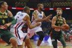 2019 09 07. Pasaulio krepšinio čempionatas. Lietuva – Prancūzija 75:78.