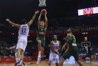 2019 09 09. Pasaulio vyrų kepšinio čempionatas. Lietuva – Dominikos Respublika 74:55.