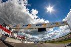 """Baltic Touring Car Championship"" lenktynės Estijoje"