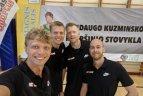 M.Kuzminskas penktą vasarą iš eilės skiria talentingiems jaunuoliams ir rengia stovyklą.