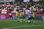Mažojo futbolo pasaulio čempionato aštuntfinalis. Lietuva – Anglija 0:2.
