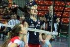 Kaune pasibaigė Europos jaunių (iki 18 metų) merginų tinklinio čempionato atrankos turnyras