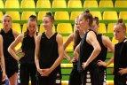 Merginų U18 rinktinė rinkosi į pirmąją treniruočių stovyklą Anykščiuose.