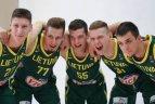 Jaunimo rinktinės krepšininkai dalyvavo oficalioje pasaulio čempionato fotosesijoje.