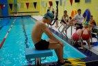 2010.12.27. Kalėdinės vaikų plaukimo varžybos Lietuvos vaikų ir jaunimo centre Vilniuje
