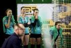 Lietuvos moterų tinklinio čempionato finalas.