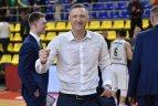 """Utenos """"Juventus"""" - Vilniaus """"Rytas"""" 92:83."""