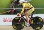 2010 m. Europos dviračių treko čempionate Lenkijoje lenktyniavo septyni Lietuvos atstovai.
