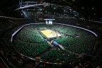 Kauno Žalgirio arenoje