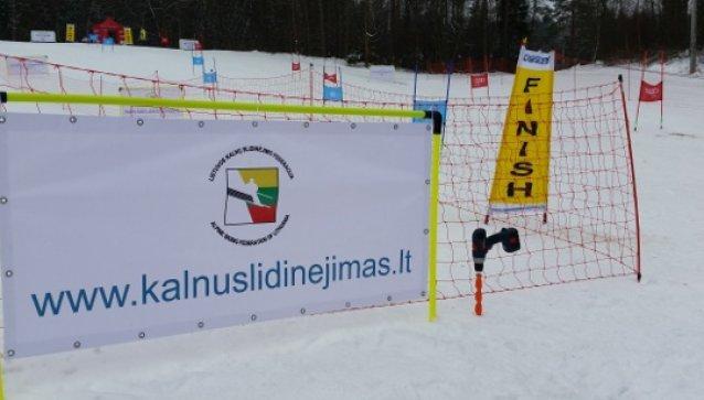 Sniego diena Ignalinoje.
