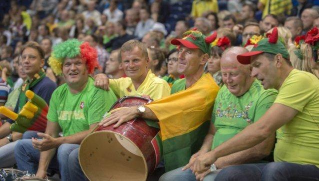 Daviso taurės mačas Lietuva – Ukraina. Pirma diena.