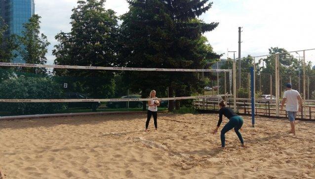 Karate merginų vasara su FV