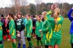 """Kovo 2 dieną FK """"Ekranas"""" futbolo manieže įvyks moterų uždarų patalpų I-osios lygos čempionato finalinės kovos."""
