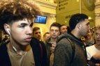 """""""Betsafe–LKL"""" užribis: netaiklūs metimai iš po krepšio, išvytas pranešėjas ir Ballų chaosas"""