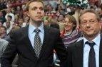 """Kauno """"Žalgirio"""" savininkas Vladimiras Romanovas: """"Sunku matyti, kaip eilinį kartą Lietuvą vėl apvogė"""""""