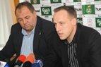 """Futbolo rinktinės vyr. treneris Raimondas Žutautas: """"Tikiu, kad Ispanijoje pavyks sužaisti garbingai"""""""