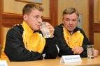 Dubline ištraukti Deviso taurės turnyro burtai nenuvylė Lietuvos vyrų teniso rinktinės narių