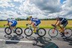 """Daugiadienių lenktynių """"Baltic Chain Tour"""" ketvirtasis etapas. Latvija"""