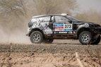 """B.Vanagas ir A.Juknevičius: ,,Tai buvo sunkiausia diena Dakare"""""""
