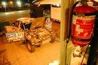 Dakaras 2014: žvilgsnis į naktinį bivuako gyvenimą.
