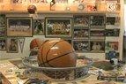 2010.02.05. Vieninteliame Lietuvoje krepšinio muziejuje Joniškyje - gausu idomių eksponatų