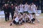 """2010.02.20. Didžiosios taurės finale triumfavo Vilniaus """"Lietuvos ryto"""" krepšininkai"""