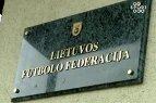 """Latvijoje kilęs nelegalių lažybų skandalas metė šešėlį ant Panevėžio """"Ekrano"""" klubo puolėjo Vito Rimkaus."""