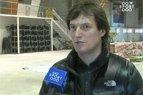 Lietuvoje - teniso bumas: Klaipėdos verslininkai vietoj ledo rūmų įrenginėja teniso kortus