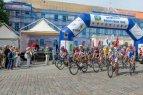 """Daugiadienių lenktynių """"Baltic Chain Tour"""" antrasis etapas. Talinas - Viljandis (Estija)"""